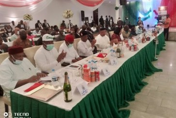 PDP Governors in Strategy Meeting, Plot APC's Downfall in 2023