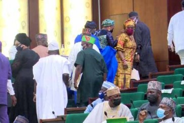 #TwitterBan: PDP Reps Walk Out During Plenary