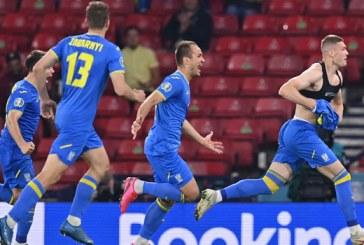 Ukraine beat Sweden to face England forquarter-final