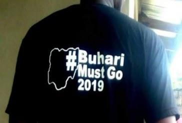 Nigeria's Secret Police Arrest Six Activists at Abuja Dunamis Church for Wearing #BuhariMustGo T-Shirts