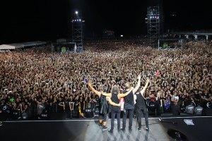 Metallica Concert