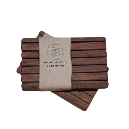 Reclaimed Wood Soap Holder