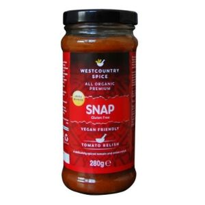 Westcountry Snap Relish (Organic) ~ 280g