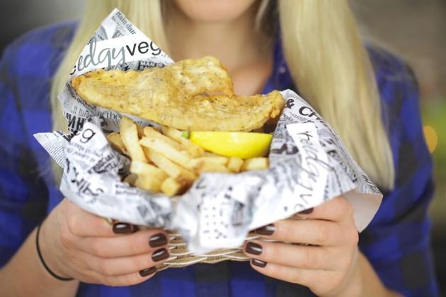 vegan Fish and Chips recipe