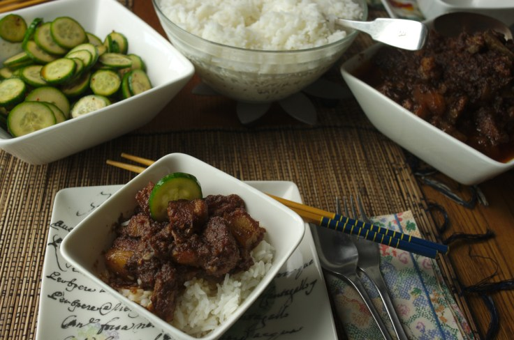 Balinese Tamarind Pork