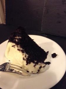 Chocolate Guinness Cake