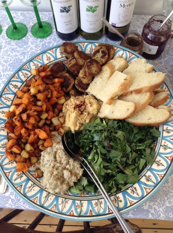 sunday middle eastern lunch