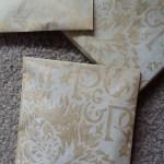 print projects bespoke wedding favours