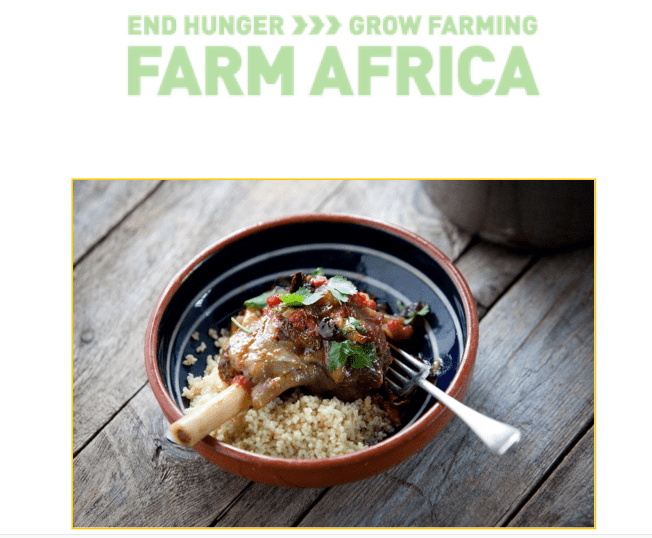 james whetlor recipe kid shank giving tuesday farm africa