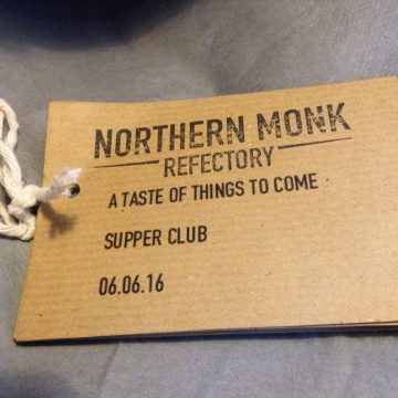 food at northern monk supper club