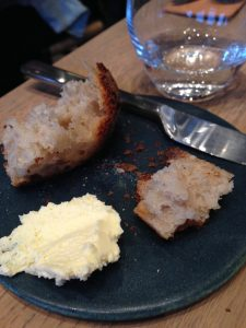 108 review sourdough and whipped butter