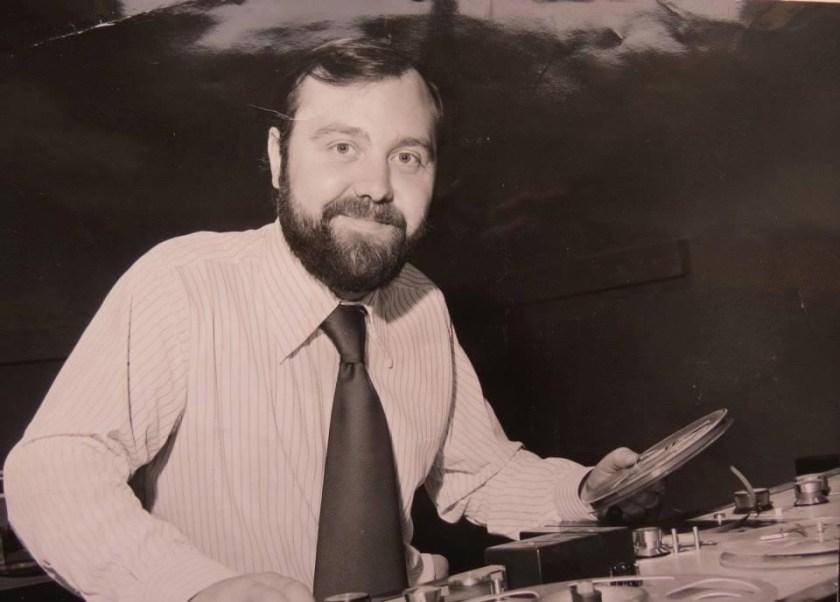Radio Forth's Tom Steele – a leading light | The Edinburgh Reporter