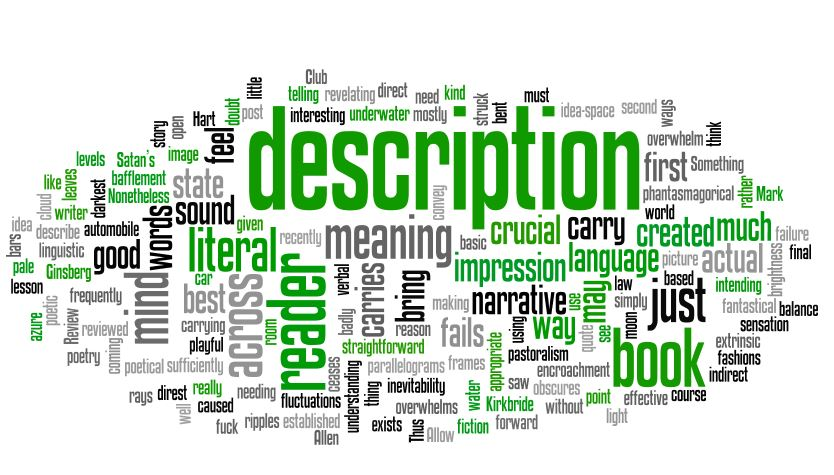 abstract description developmental editing