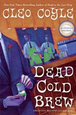 Dead Cold Brew Cleo Coyle