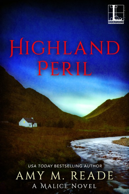 Highland Peril by Amy Reade