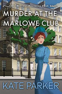 Murder at the Marlowe Club