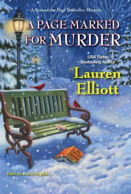 Page Marked for Murder by Lauren Elliott