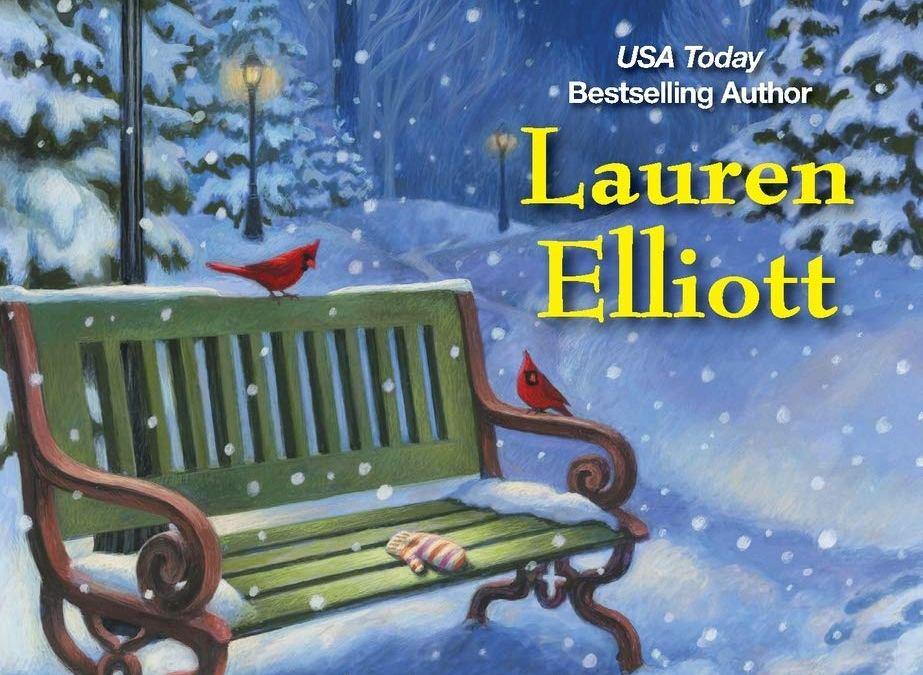 A Page Marked for Murder by Lauren Elliott
