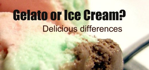 Spumoni with spoon, Gelato or Ice Cream, www.theeducationaltourist.com