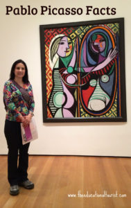 Picasso art with The Educational Tourist