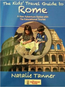 Kids' Travel Guide to Rome, Kids' Books Set in Italy, www.theeducationaltourist.com