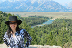 The Educational Tourist and Grand Tetons, Travel Hat Information, www.theeducationaltourist.com