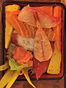 Five Things I Love About Tulsa: Sushi