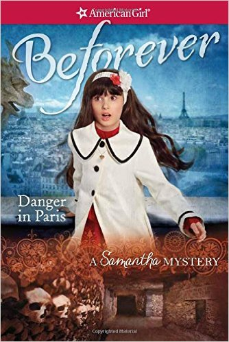 Danger in Paris: A Samantha Mystery: Kids' Books set in Paris www.theeducationaltourist.com