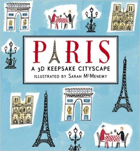 Paris A 3D Keepsake Citiscape: Kids' Books set in Paris www.theeducationaltourist.com