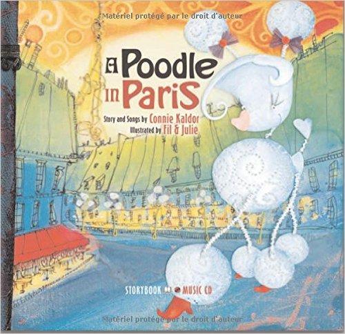 A Poodle in Paris: Books Set in Paris www.theeducationaltourist.com