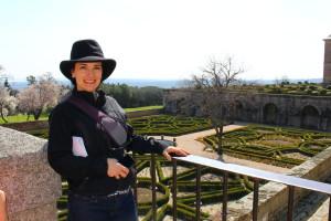Garden in El Segovia, Spain, Plan the Perfect Trip, www.theeducationaltourist.com