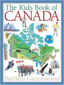 The Kids Book of Canada, Books Set in Canada, www.theeducationaltourist.com