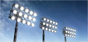 football stadium lights, Travel Sleep Tips, www.theeducationaltourist.com