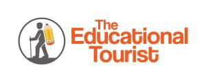 The Educational Tourist logo, Sleep on a plane, www.theeducationaltourist.com