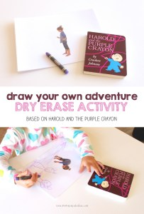 Draw-Your-Own-Adventure-Dry-Erase-Activity-Mama.Papa_.Bubba_Hotel Activities for KIDS, www.theeducationaltourist.com