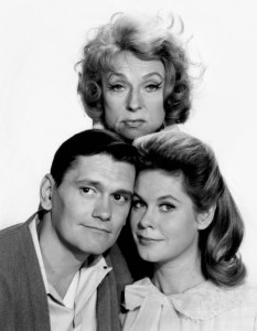 Bewitched cast - photo from Wikipedia, witches, www.theeducationaltourist.com