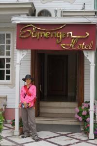 Choosing a hotel: Sumengen Hotel in Istanbul