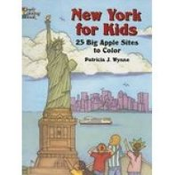 New York for Kids: 25 Big Apple Sites to Color, Kids' Books set in New York City, www.theeducationaltourist.com