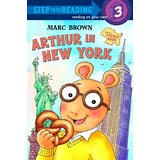 ARthur in New York, Kids' Books Set in New York, www.theeducationaltourist.com