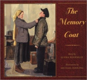 The Memory Coat, Kid's Books Set in New York City, www.theeducationaltourist.com
