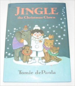 Jingle the Christmas Clown by Tomie de Paola, Christmas in Italy, www.theeducationaltourist.com