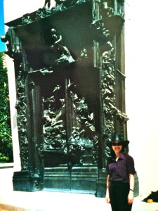 Gates of Hell, Visit Paris with a tween, www.theeducationaltourist.com