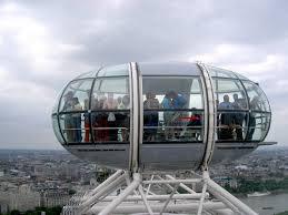 London Eye car, Tweens in London, www.theeducationaltourist.com