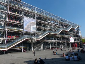 Centre Pompidou, Things to See in Paris, www.theeducationaltourist.com