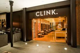 photo from Clink restaurant inside the Liberty Hotel in Boston, MA, unusual hotels with kids