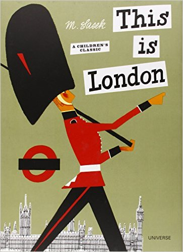 This is London, Kids' Books set in London, www.theeducationaltourist.com