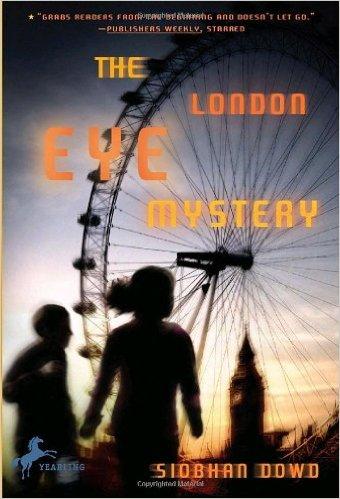The London Eye Mystery: Kids' Books set in London www.theeducationaltourist.com