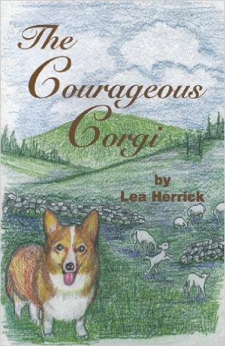 Courageous Corgi, Kids' Books set in London, www.theeducationaltourist.com