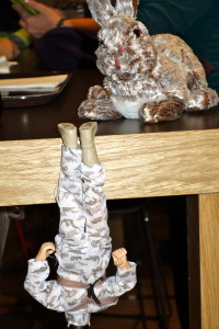 stuffed rabbit and ken doll, Traveling with Kids: Top Tips, www.theeducationaltourist.com