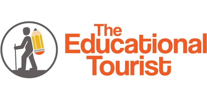 The Educational Tourist logo, Disney Made Easy, www.theeducationaltourist.com